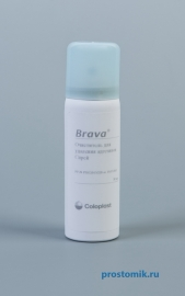 Очиститель Brava для удаления адгезивов, спрей 50 мл,  120105