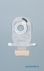 Easiflex Мешок дренируемый, прозрачный, педиатрический, с нетканой подложкой, фланец 27 мм 14682